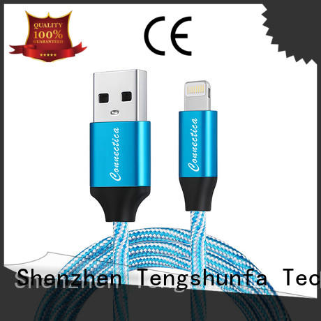 Connectica pet best lightning cable for business for the game