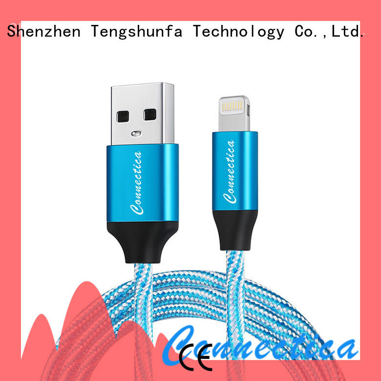 Connectica conn type c to lightning with a usb Micro connector for sale
