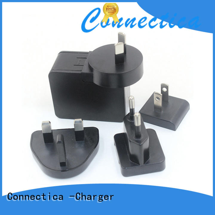 portable traveler wall charger cum Connectica charger Brand company
