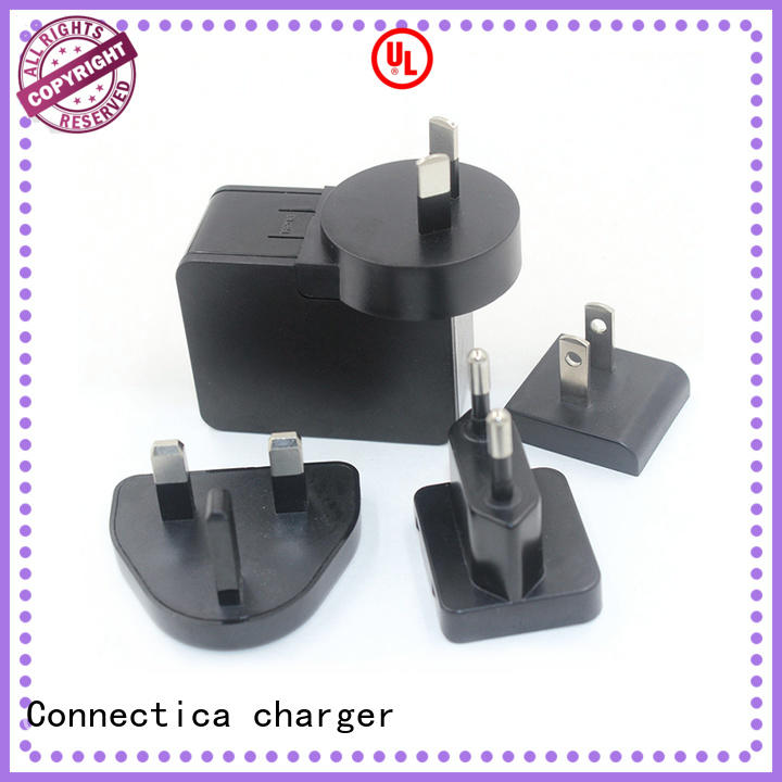 2 port usb wall charger wireless flame Connectica charger Brand wall charger